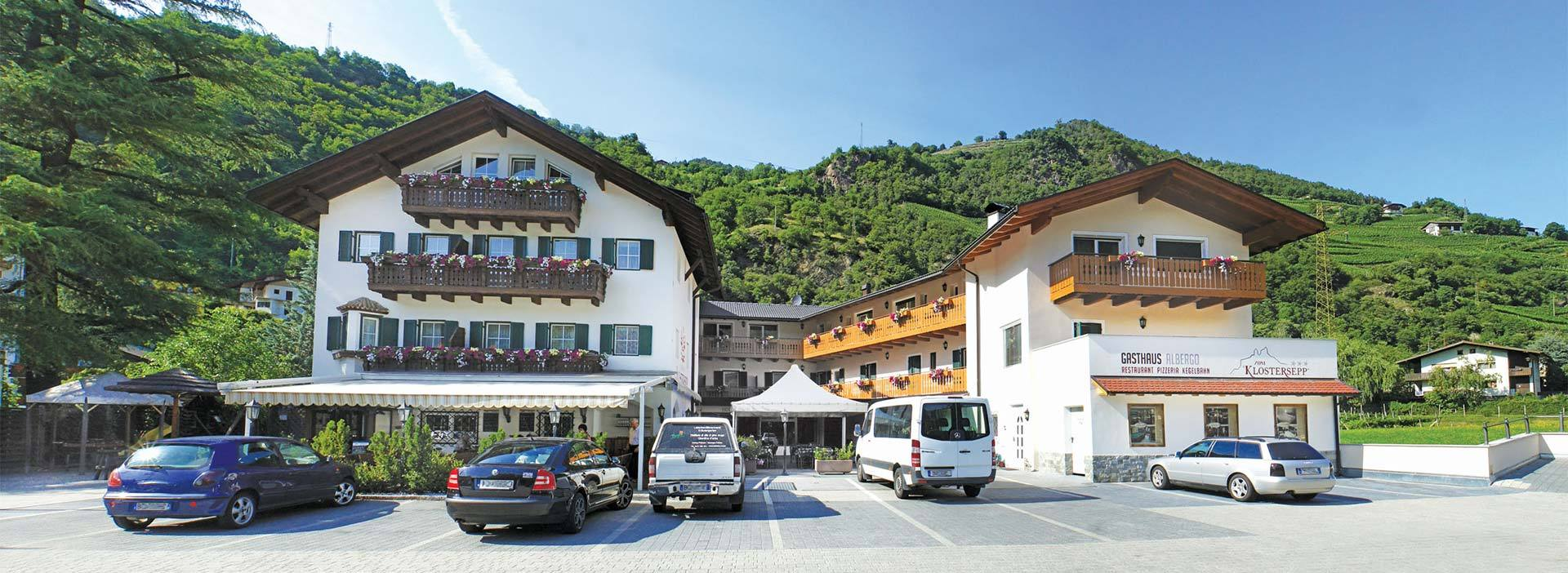 Ristorante Pizzeria Zum Klostersepp