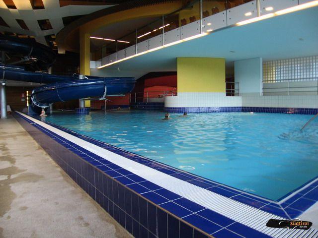 Poi acquarena indoor piscina sauna wellness beauty alto adige per tutti turismo senza - Piscine con scivoli bressanone ...