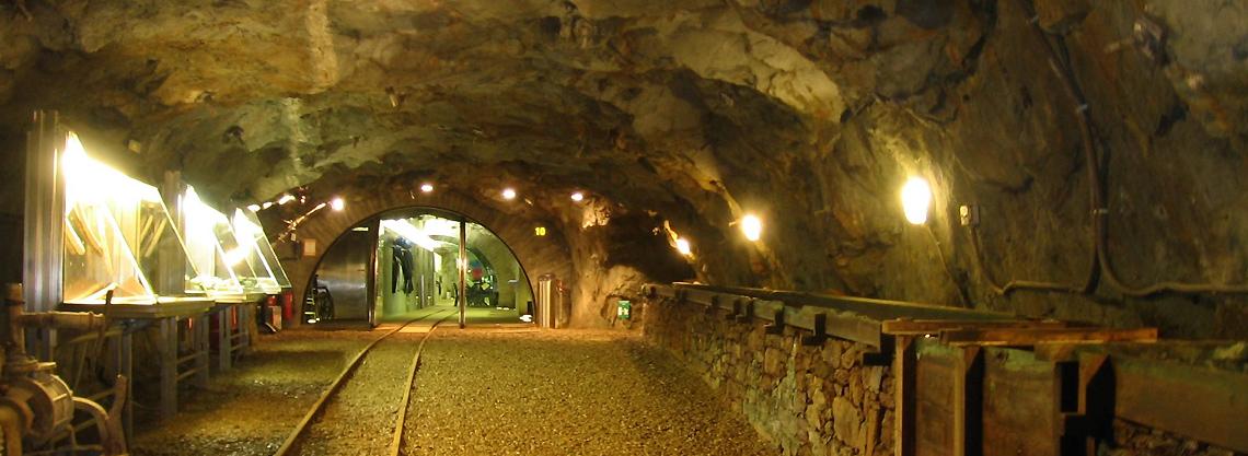 Südtiroler Bergbaumuseum: Prettau