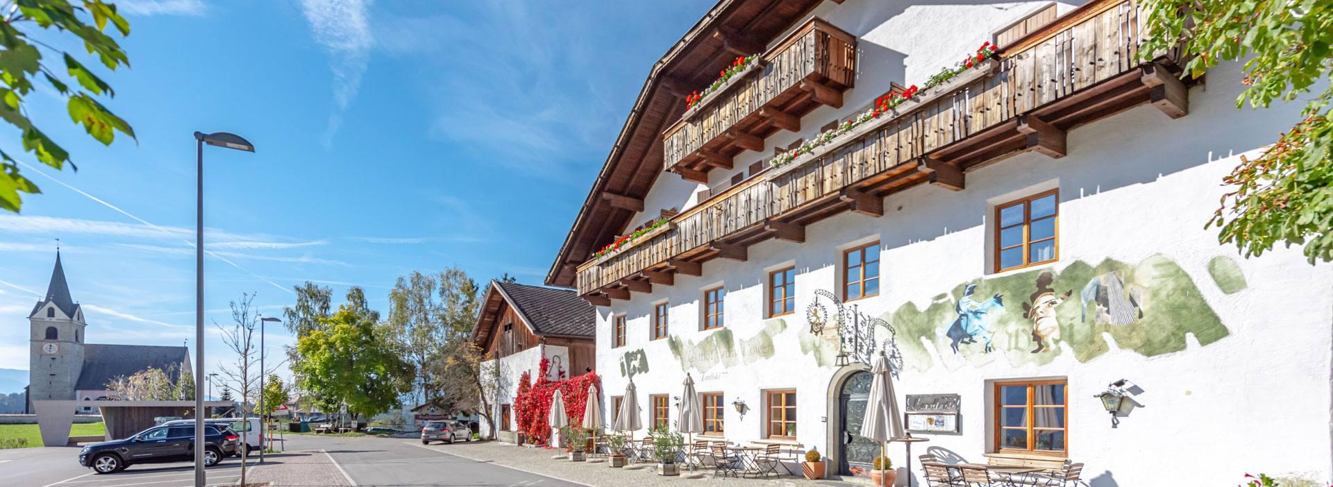 Albergo Gasthof zum Löwen