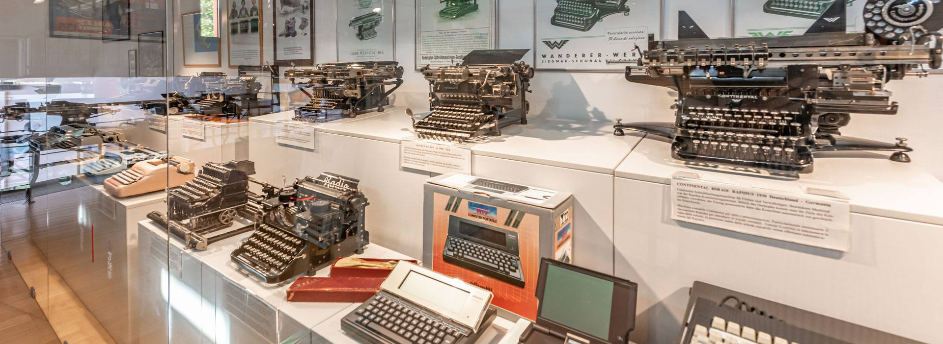 Schreibmaschinenmuseum Peter Mitterhofer