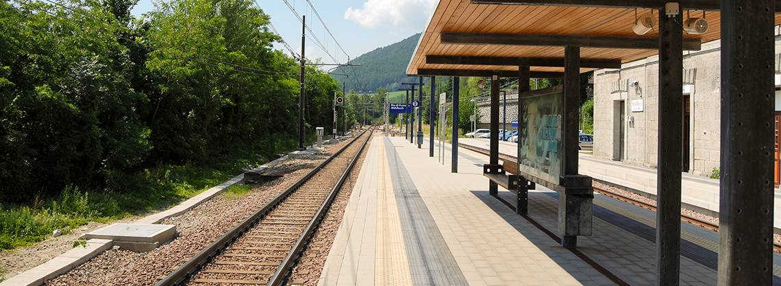Bahnhof Mühlbach
