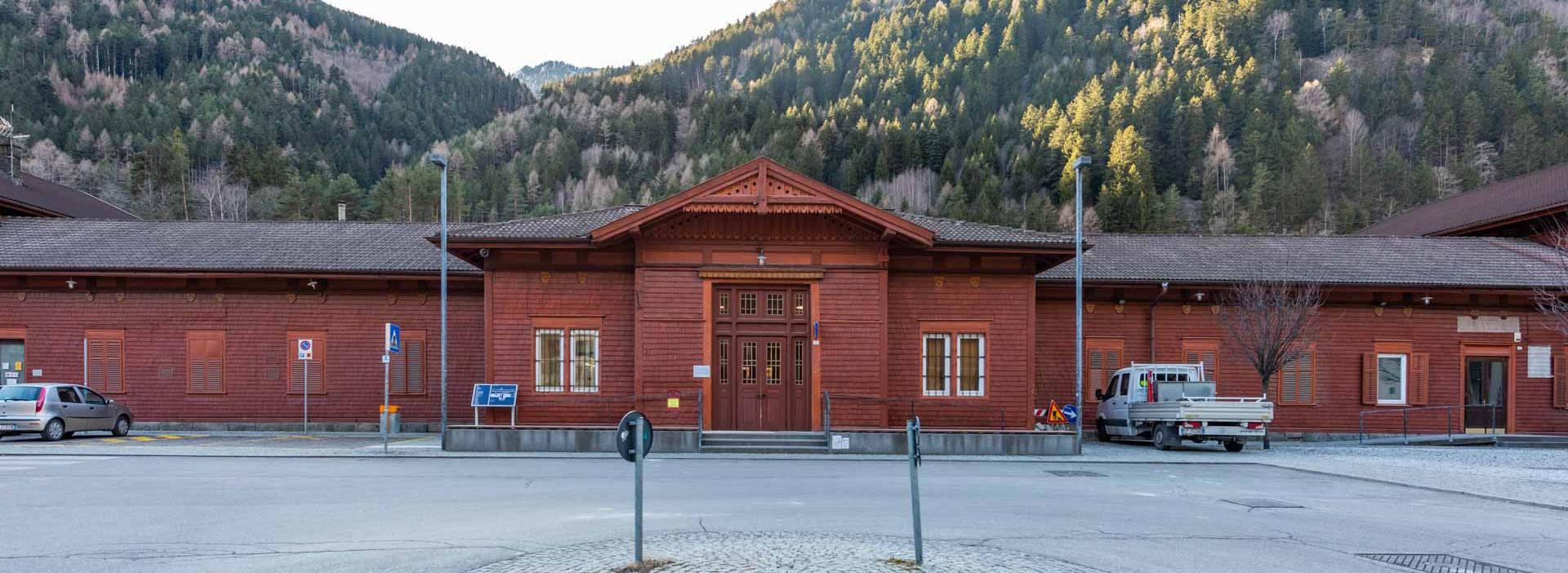 Stazione di Fortezza