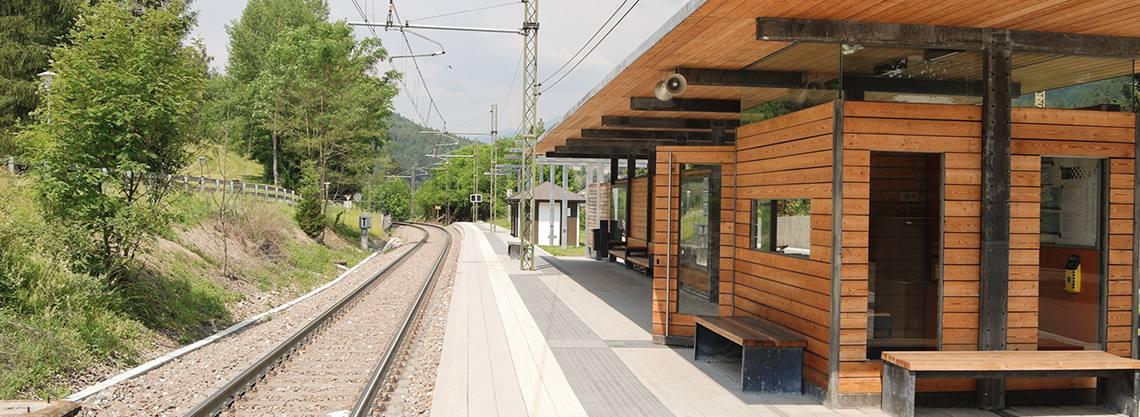 Stazione di San Lorenzo di Sebato