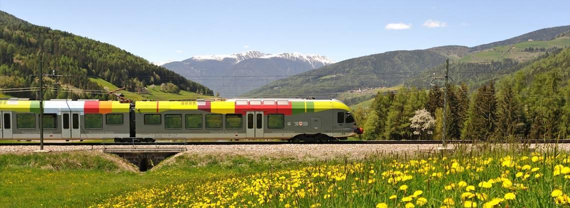 Bahnhof Bruneck