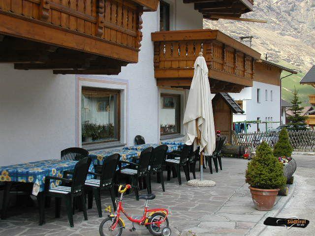 Cafe Restaurant Terrazza St Ulrich