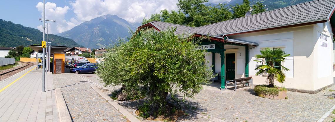 Stazione di Lagundo
