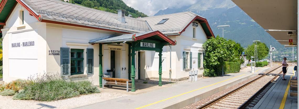 Stazione di Marlengo