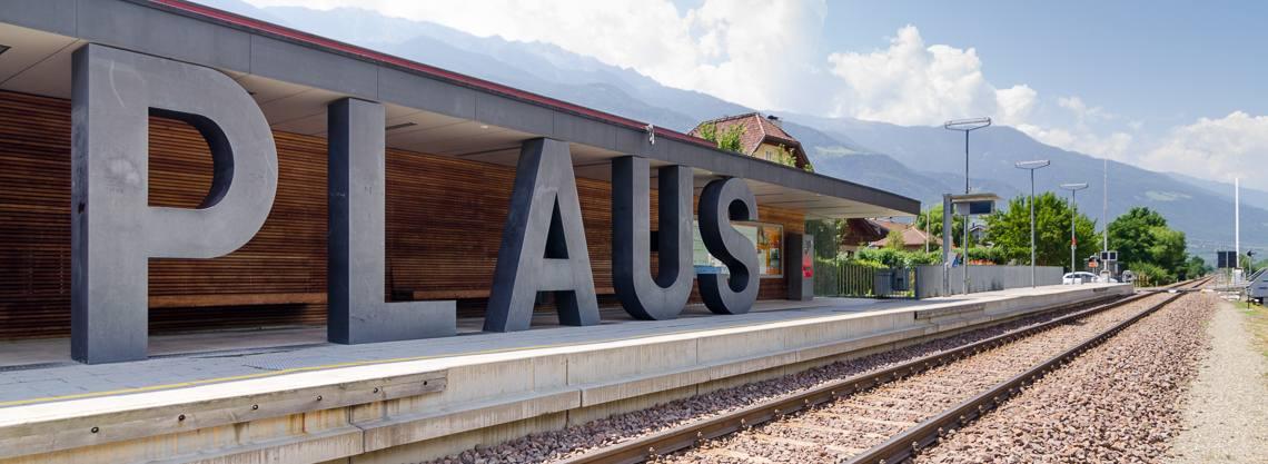 Bahnhof Plaus