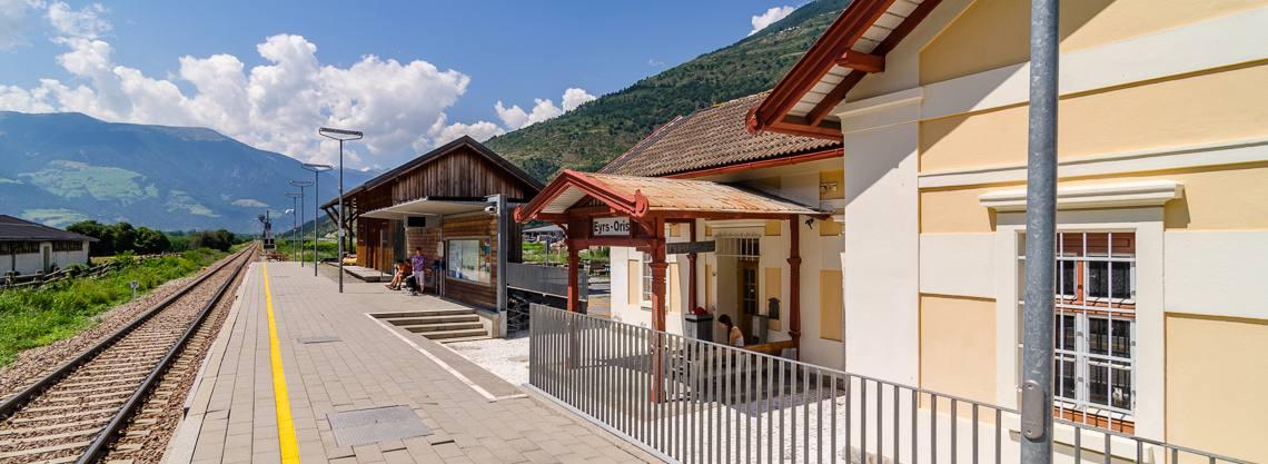 Bahnhof Eyrs