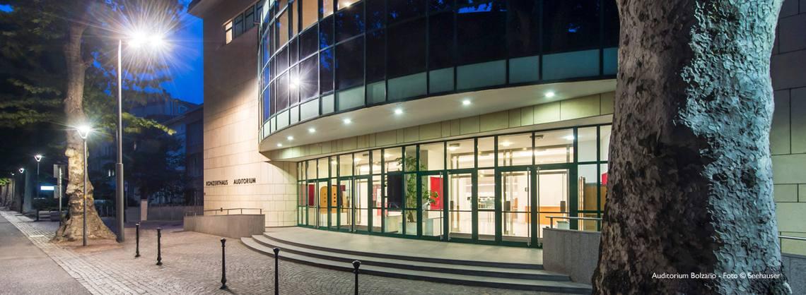 Auditorium Bolzano