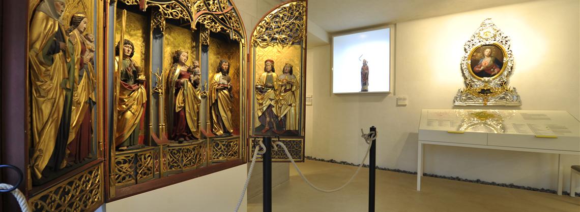 Tesoro del Duomo e Duomo di Bolzano