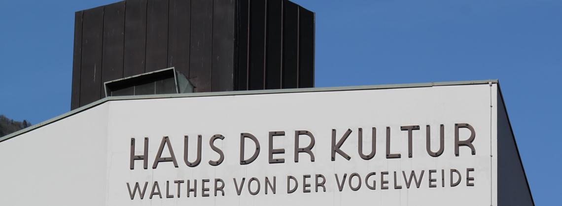 Casa della Cultura Walther