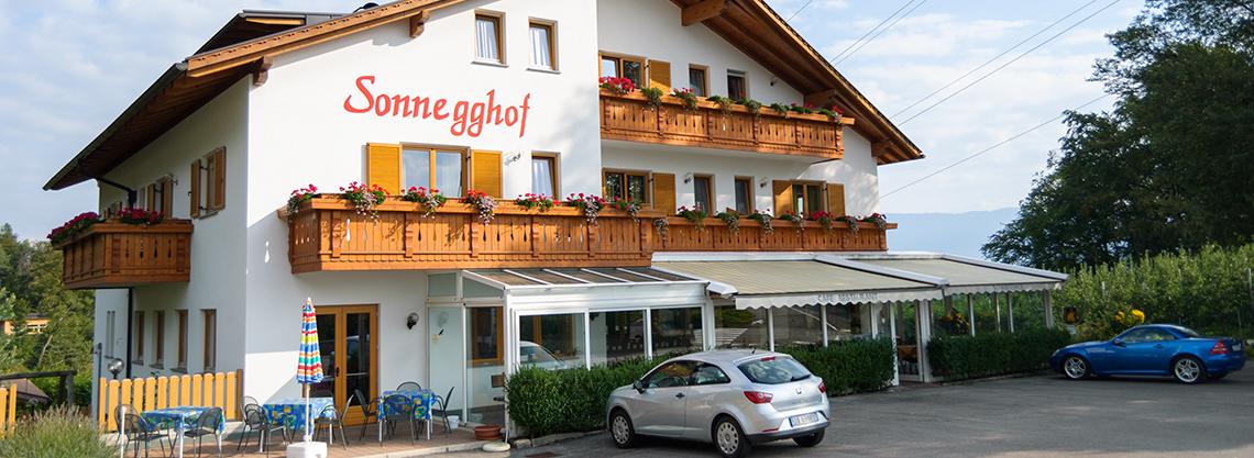 Restaurant Sonnegghof