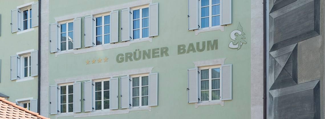 Restaurant Grüner Baum
