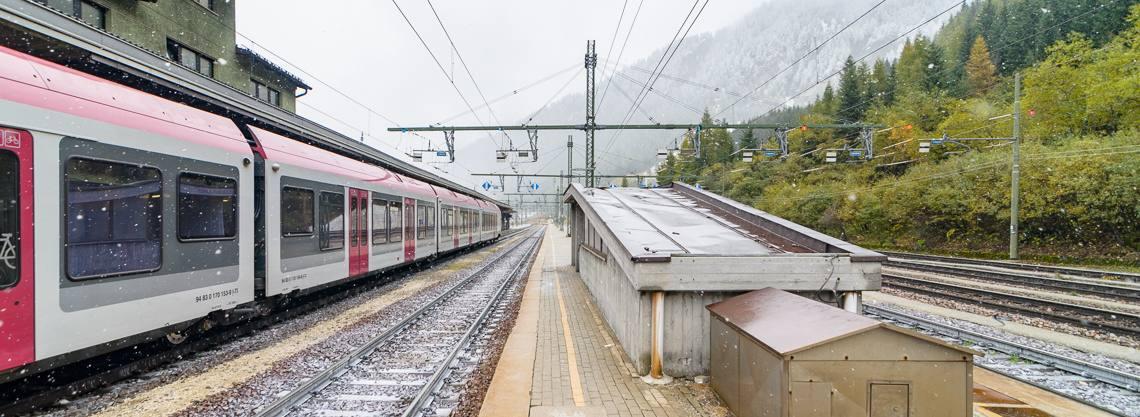 Stazione di Brennero