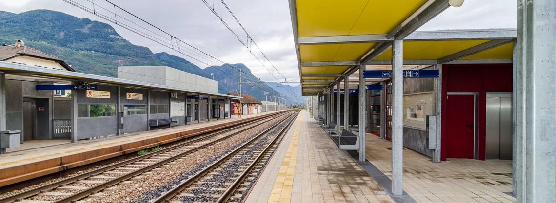 Bahnhof Leifers