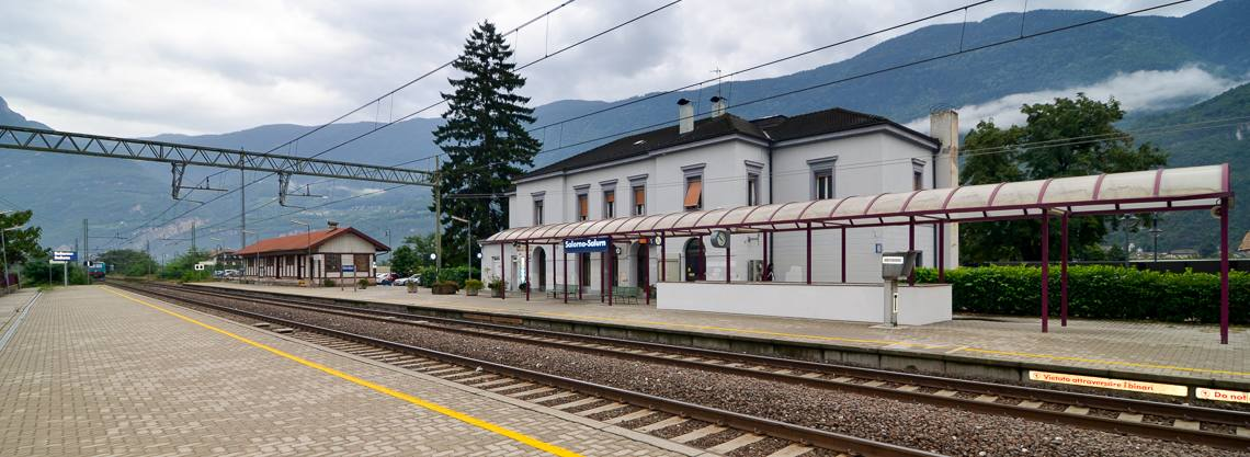 Bahnhof Salurn