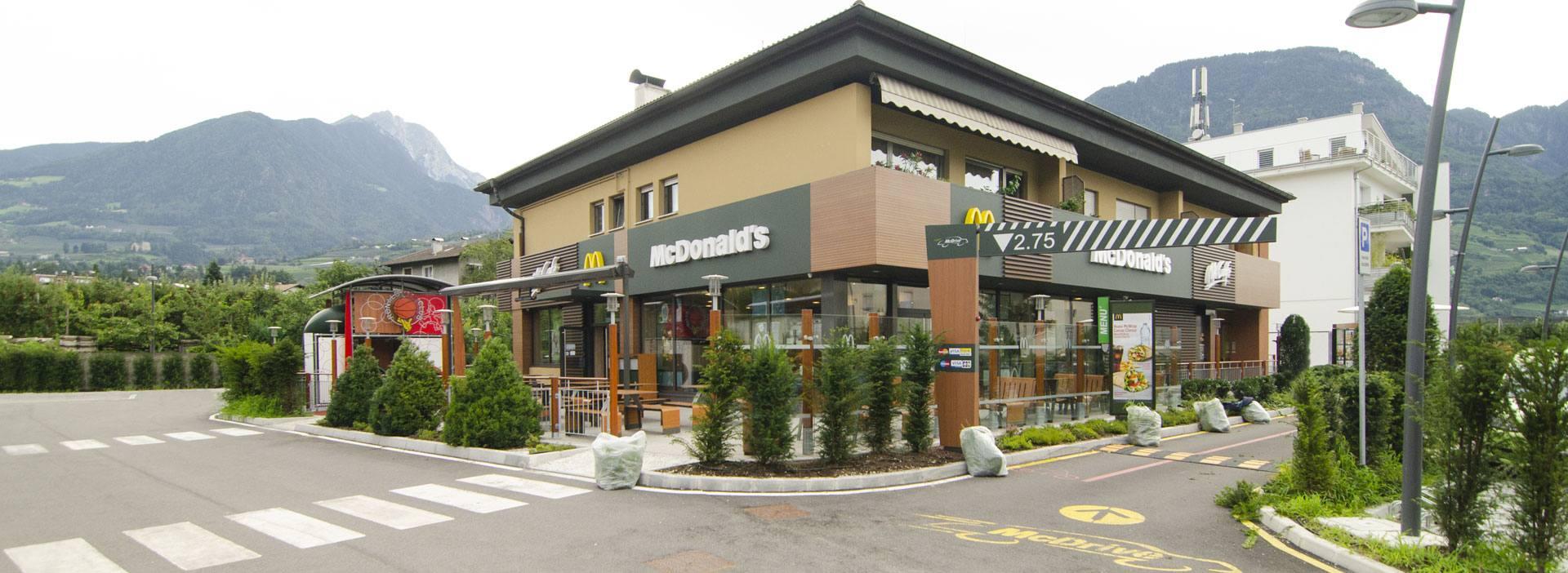 McDonald's Meran