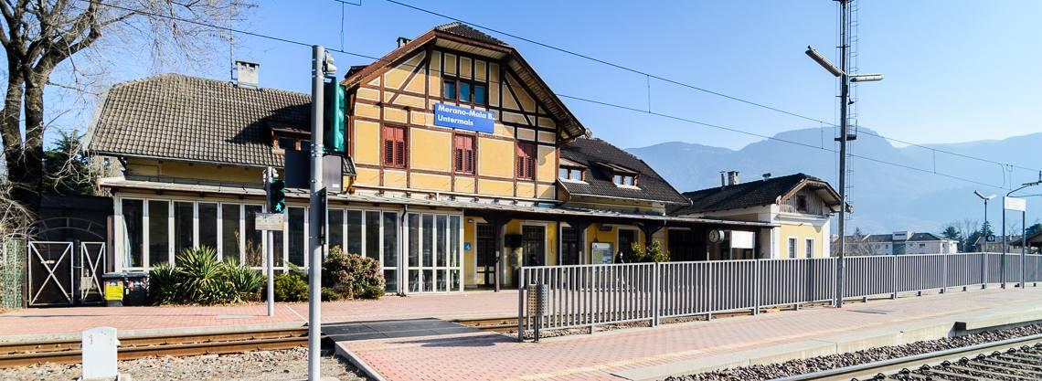 Stazione di Maia Bassa