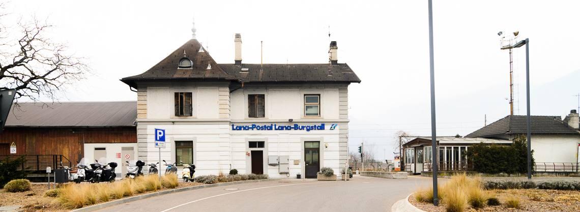Stazione di Lana / Postal
