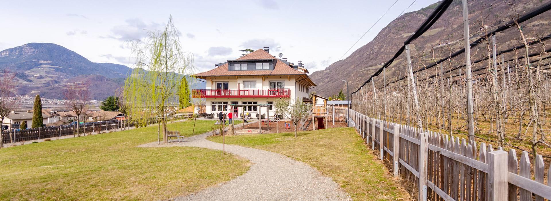 Restaurant Egger Residence