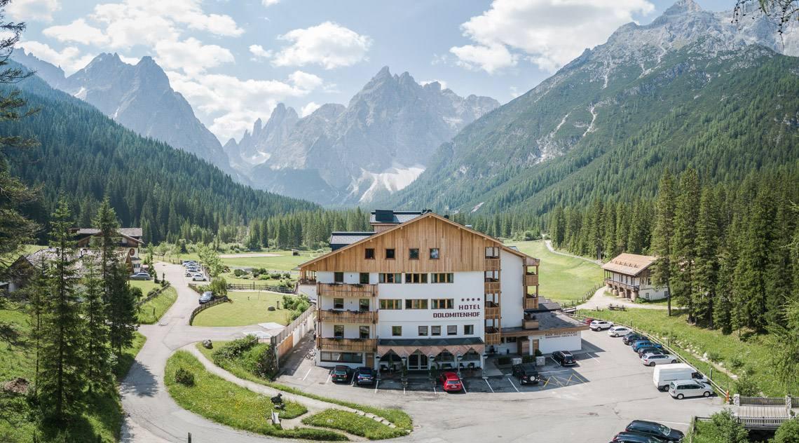 Hotel dolomitenhof chalet alte post alto adige per tutti for Hotel val fiscalina
